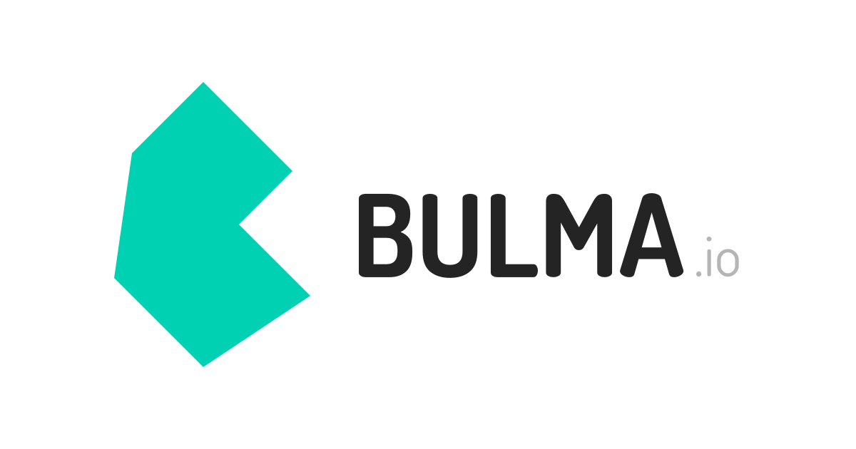 Bulma Free Open Source Modern Css Framework Based On Flexbox