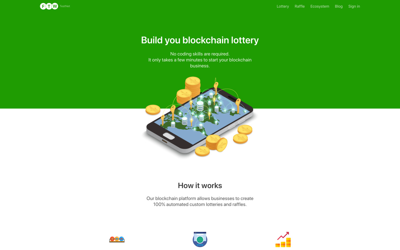 Expo: beautiful websites designed Bulma